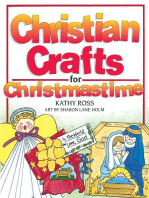Christian Crafts for Christmastime