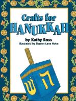Crafts for Hanukkah