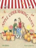 Apple Cider Making Days