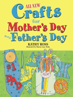 All New Crafts for Mother's Day and Father's Day