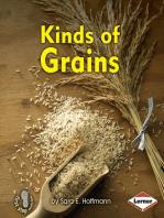 Kinds of Grains