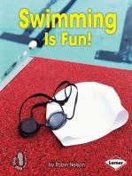 Swimming Is Fun!