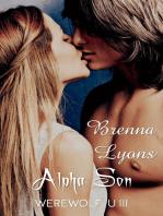 Alpha Son (Werewolf U #3)