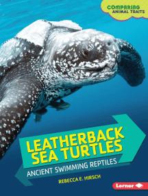 Leatherback Sea Turtles: Ancient Swimming Reptiles
