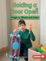 Holding a Door Open