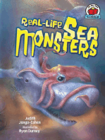 Real-Life Sea Monsters