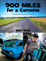 900 Miles for a Cornetto