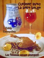 Cuisiner avec la bière belge