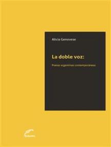 La doble voz: Poetas argentinas contemporáneas