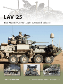 LAV-25: The Marine Corps' Light Armored Vehicle