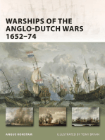 Warships of the Anglo-Dutch Wars 1652–74