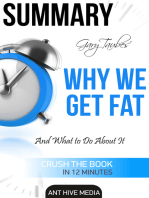 Gary Taubes' Why We Get Fat