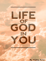 Life of God in You