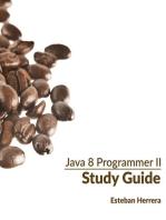 Java 8 Programmer II Study Guide