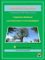 L'Appennino Modenese tra la Linea Gotica e le vie dei pellegrini. 7AM 7 itinerari All Mountain