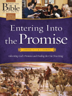 Entering Into the Promise