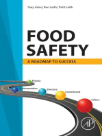 Food Safety: A Roadmap to Success