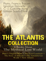 THE ATLANTIS COLLECTION - 6 Books About The Mythical Lost World