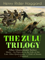 THE ZULU TRILOGY – Allan Quatermain Series