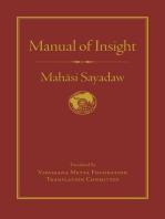 Manual of Insight
