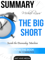 Michael Lewis' The Big Short