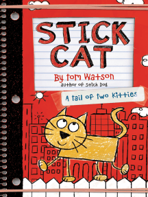 Stick Cat: A Tail of Two Kitties