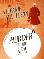 Murder at the Spa