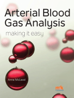Arterial Blood Gas Analysis - making it easy