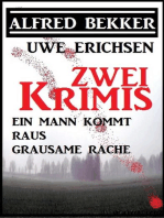Zwei Bekker/Erichsen Krimis
