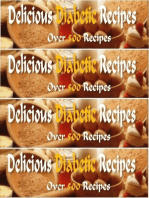 Delicious Diabetic Recipes - Over 500 Yummy Recipes