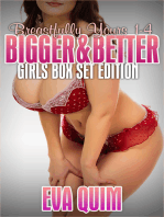 Bigger and Better Girls Box Set Edition Breastfully Yours 1-4