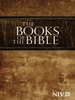 NIV, Books of the Bible, eBook