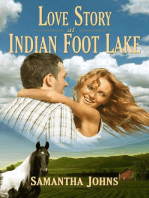 Love Story at Indian Foot Lake