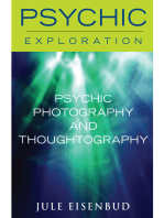 Psychic Photography and Thoughtography