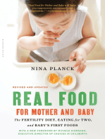 Real Food for Mother and Baby
