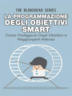 La programmazione degli obiettivi Smart