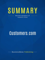 Customers.com (Review and Analysis of Seybold's Book)