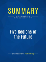 Five Regions of the Future (Review and Analysis of Barker and Erickson's Book)