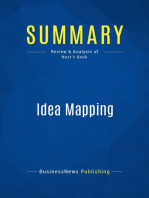 Idea Mapping (Review and Analysis of Nast's Book)