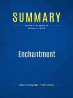 Enchantment (Review and Analysis of Kawasaki's Book)