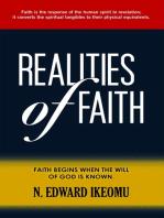 Realities Of Faith