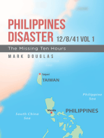 Philippines Disaster 12/8/41 Vol 1: The Missing Ten Hours
