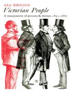Victorian People