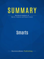 Smarts (Review and Analysis of Martin, Dawson and Guare's Book)