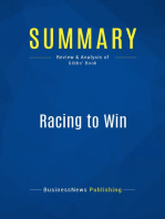 Racing to Win (Review and Analysis of Gibbs' Book)