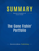 The Gone Fishin' Portfolio (Review and Analysis of Green's Book)