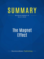 The Magnet Effect (Review and Analysis of Berst's Book)