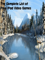 The Complete List of Free iPad Video Games