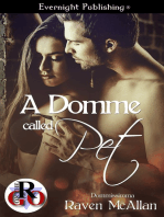 A Domme Called Pet