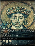 History of the Wars, Books I - II